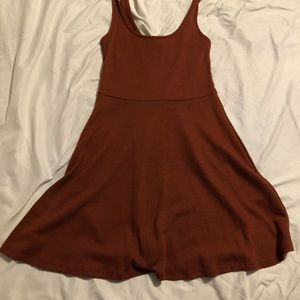 Forever 21 Auburn Tank Dress
